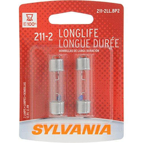 SYLVANIA 211 2 Miniature Contains Bulbs product image