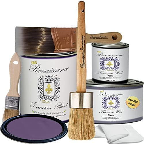 Renaissance Furniture Paint Deluxe Starter