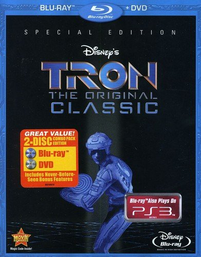 Tron: The Original Classic (Two-Disc Blu-ray/DVD Combo) (Best Watches In The World Ranking)