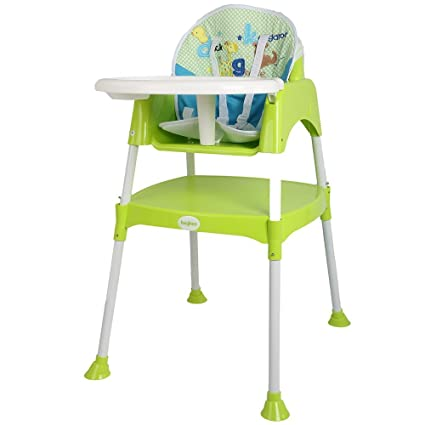 1fad6463f90bf GoodLuck Baybee - 3 in 1 Convertible Baby High Chair