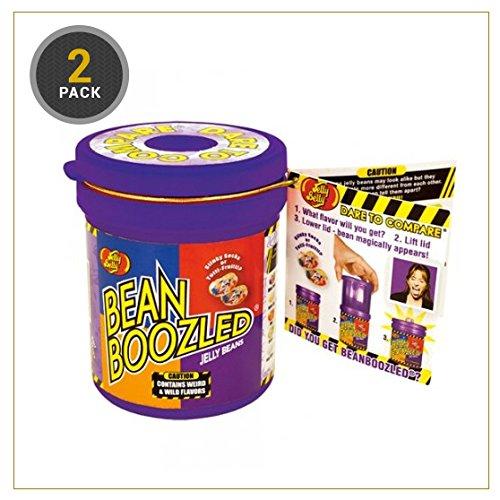 Jelly Belly 63965 3.5 Oz. Beanboozled Mystery Bean Dispenser (Pack of 2) -
