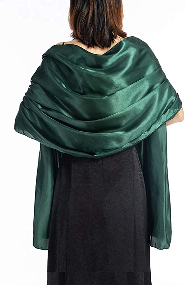 FLFL Metallic Soft Pashmina...