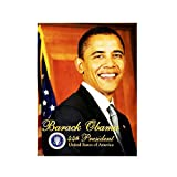 Barack Obama, 44th President of the United States 550 Jigsaw Puzzle by White Mountain