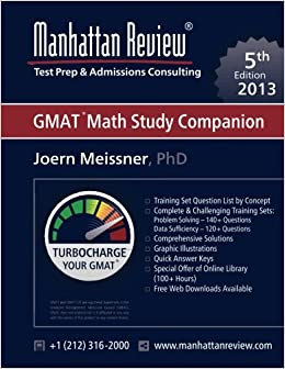 Manhattan Review GMAT Math Study Companion 5th Edition