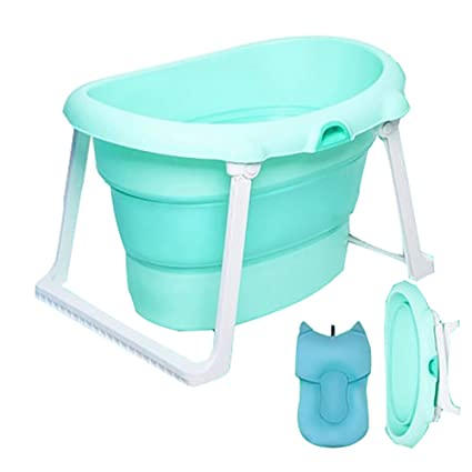 XING-ZI-Bathtub C-K-P Cubo De Baño para Niños Bañera De Bebé ...