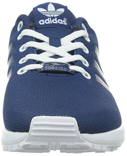 Baskets ftwr Adidas Mixte oxford St Blue Basses Enfant St White Bleu Zx Flux Ink fade qBqwxaTfEO