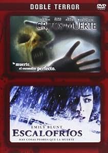 """Doble Terror """"Escalofrios+Gritos De Muerte"""" [DVD]"""
