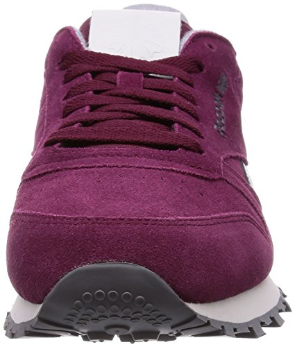shark Basses Homme Rouge Classic collegiate Suede Red Baskets Leather gravel what Navy Wine Reebok rustic wp6qIaxZpX