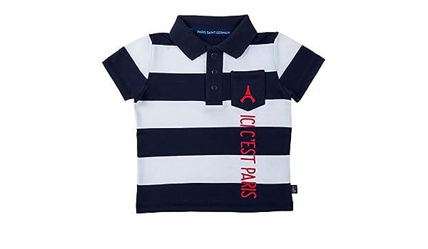 Paris Saint Germain – bebé niño Polo oficial Paris Saint Germain ...