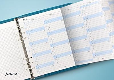 Filofax Calendar Appointment Book