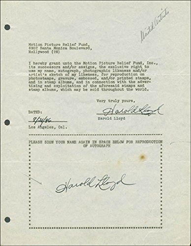 harold-lloyd-document-double-signed-07-31-1946