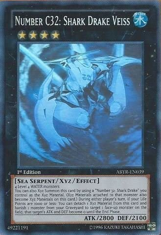 Ultra Rare Holo Number C39 Utopia Ray YS13-EN042 1st Edition Yugioh Cards