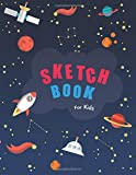 #10: Sketch book for kids: Blank Paper for Drawing - 110 Pages ( 8.5