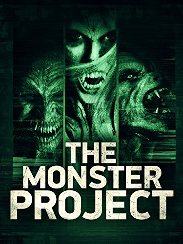 DVD : The Monster Project