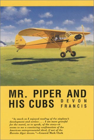Mr. Piper and His Cubs by Devon Earl Francis (1996-01-01) ()