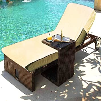 Royal Resort Collection: Luxury Hotel / Spa Cushion Chaise Lounge Cover,  100% Turkish
