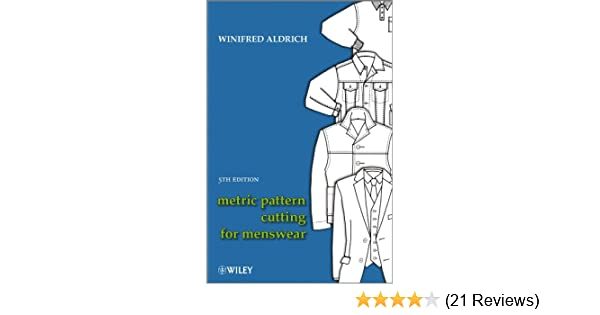 Amazon metric pattern cutting for menswear ebook winifred amazon metric pattern cutting for menswear ebook winifred aldrich kindle store fandeluxe Image collections
