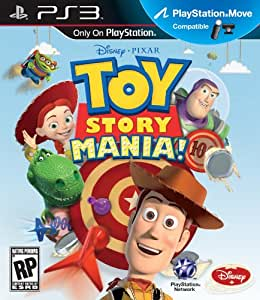 Toy Story Mania! - PlayStation 3 Standard Edition