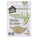 Club House Organic Rosemary Leaves 14g