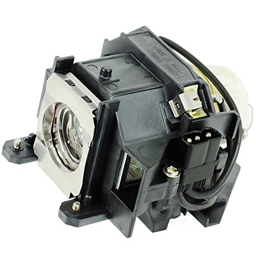 1825 Projector (Kingoo Excellent Projector Lamp For EPSON PowerLite 1810p PowerLite 1815p PowerLite 1825 Replacement projector Lamp Bulb with Housing)