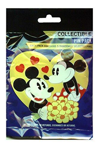 Disney Pin - Disney Couples - Mystery Pack - 95855