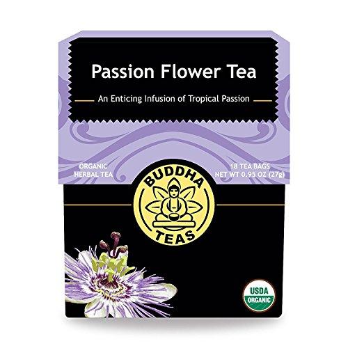 Passion Flower Tea Organic Bleach