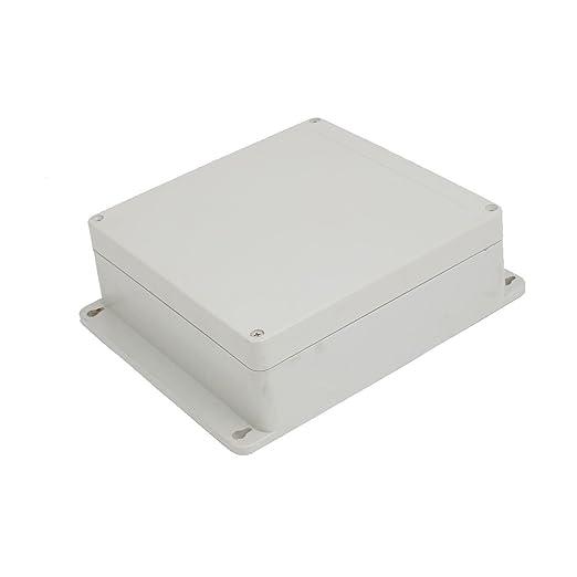 Aexit Gabinete de proyecto eléctrico de caja de conexiones a ...