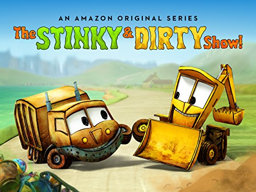 The Stinky Amp Dirty Show Season 1 Watch Online Now With