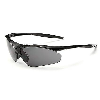 Protección UV de estilo clásico Gafas de sol sin marco con ...