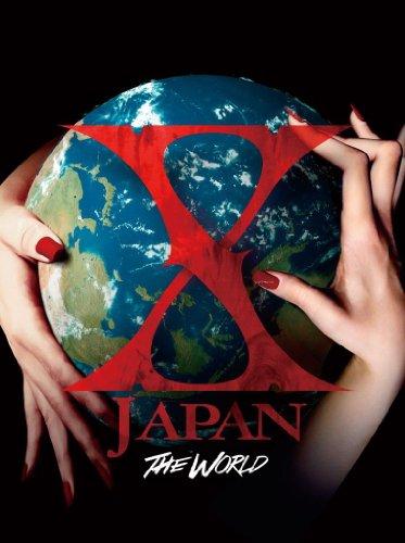 X JAPAN/THE WORLD〜X JAPAN 初の全世界ベスト〜[DVD+フォトブック付初回限定豪華BOX盤]