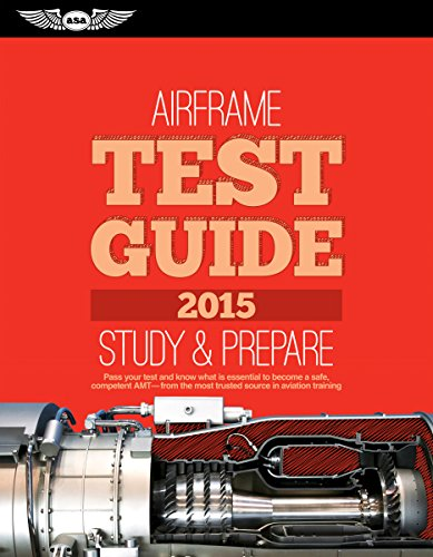 - Airframe Test Guide 2015: The