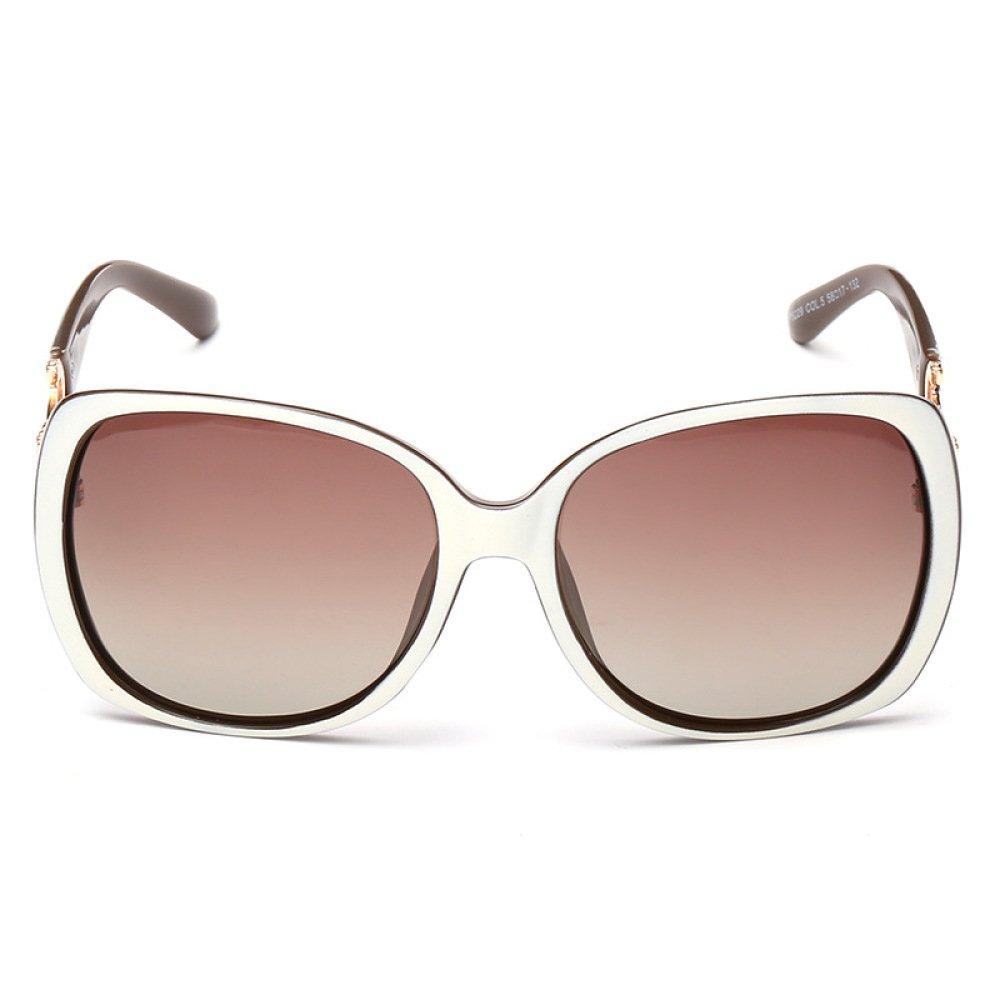 RyimsD Personalidad Moda Gafas Colorido Gafas De Sol Tiro En La Calle Conducción Sombrilla Plástico Hombres Y Mujeres Gafas De Sol,Black: Amazon.es: Hogar