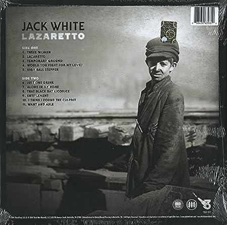 Lazaretto [Vinyl LP]
