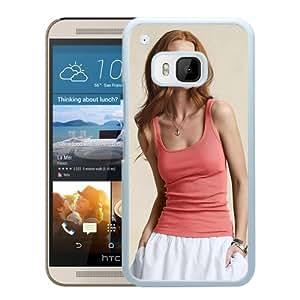 New Custom Designed Cover Case For HTC ONE M9 With Cintia Dicker Girl Mobile Wallpaper(6).jpg