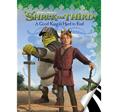 Shrek The Third A Good King Is Hard To Find I Can Read Book 2 Kindle Edition By Zuuka Gordon Steven E Children Kindle Ebooks Amazon Com