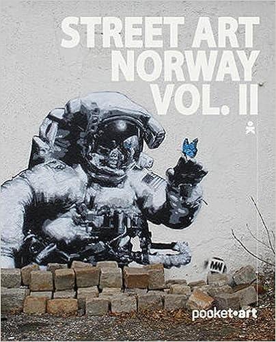 Book Street Art Norway vol. II - PocketArt