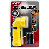 Dorcy 28-Lumen Weather Resistant Angle Head LED
