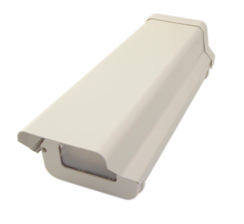 Evertech Housing CCTV Security Surveillance Outdoor Camera Box Weatherproof Heavy Duty Aluminum – Brackets Included