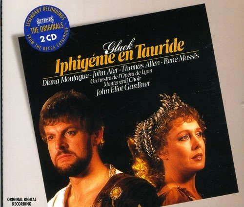 CD : John Eliot Gardiner - Gluck: Iphigenie En Tauride (United Kingdom - Import)
