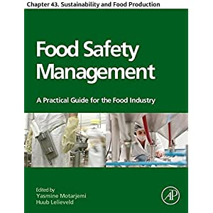 Food Safety Management: Chapter 43. Sustainability and Food Production