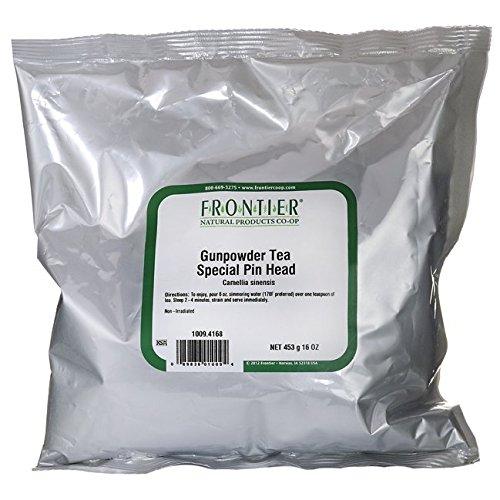 Usa Loose Powder (Gunpowder Tea (Special Pin Head)-1 Pound)