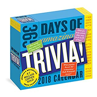 Jeopardy calendar 2018 do it yourselfore 365 days of amazing trivia page a day calendar 2018 solutioingenieria Images