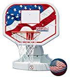 Poolmaster 72830 USA Competition Poolside Basketball Game