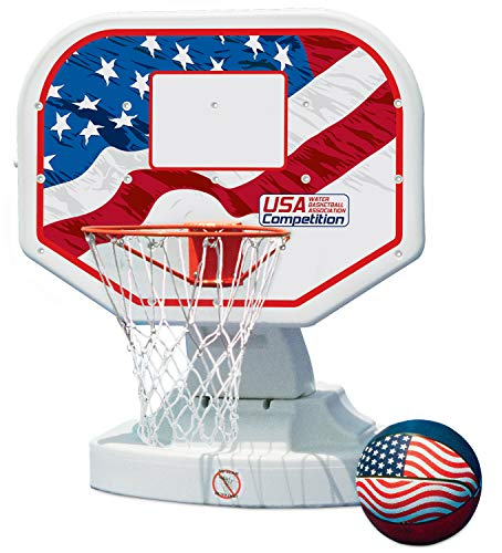 - Poolmaster 72830 USA Competition Poolside Basketball Game