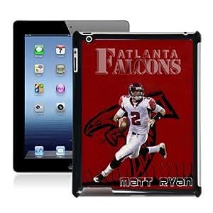 Personalized Apple Ipad 4th Generation Case NFL Atlanta Falcons 7 Designer Sports Cheap Cases