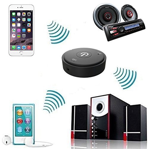 Gadity Portable 3 0 Bluetooth Stereo Receiver & Hands Free