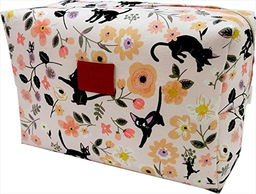 Majo Kikis delivery service flower garden an samburteki style series pouch M