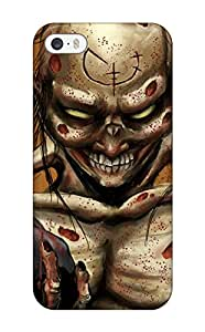 (JmXYyvh9362Tjbec)durable Protection Case Cover For Iphone 5/5s(the Zombie Demon)