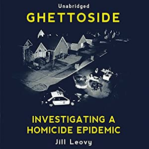 Ghettoside Audiobook