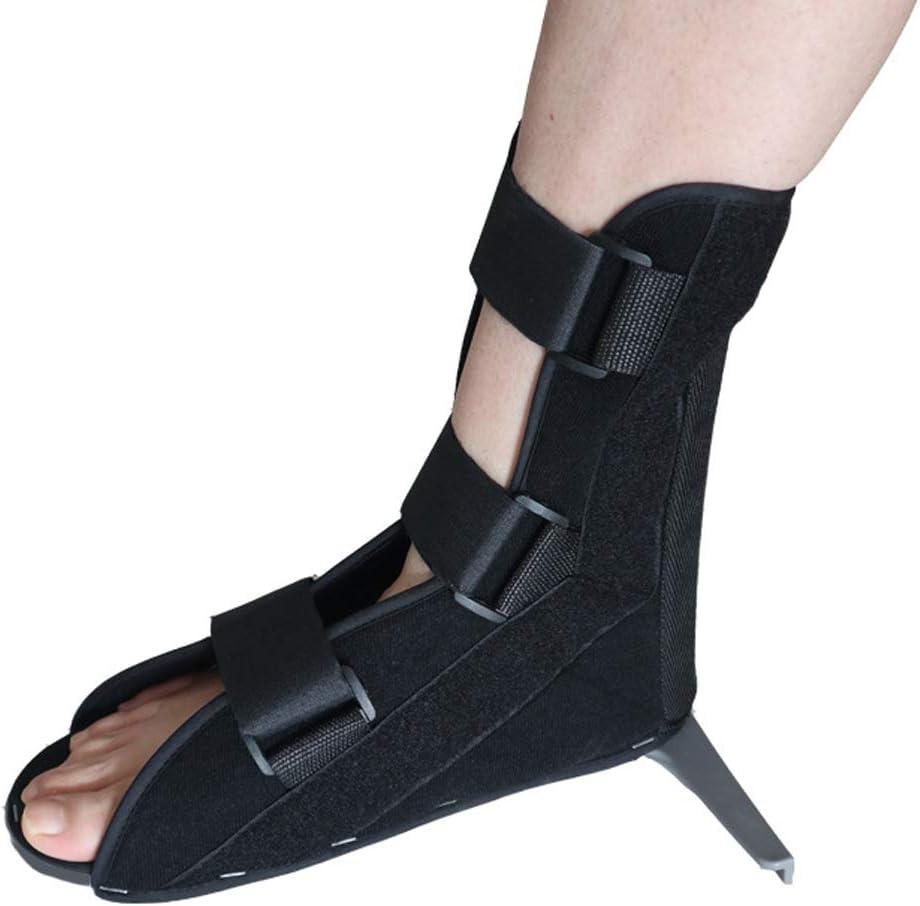 WXMYOZR Zapatos De Fractura Ortopédica Anti-Rotación Zapatos Ortopédicos Zapatos De Tacón Protector del Amortiguador del Período De Rehabilitación Mantener Estable Y Evitar Dar,S